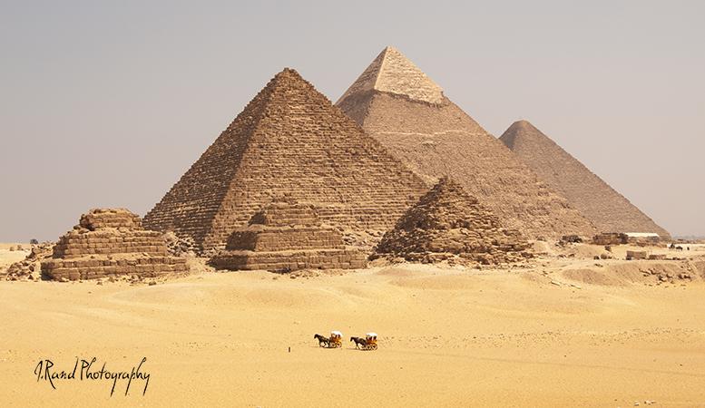 Pyramids, Giza Egypt