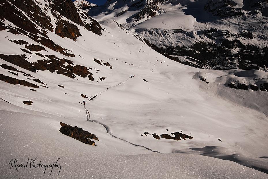 Kang La Pass Nepal