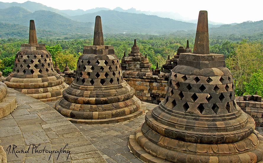 Borobudur, Yogakarta