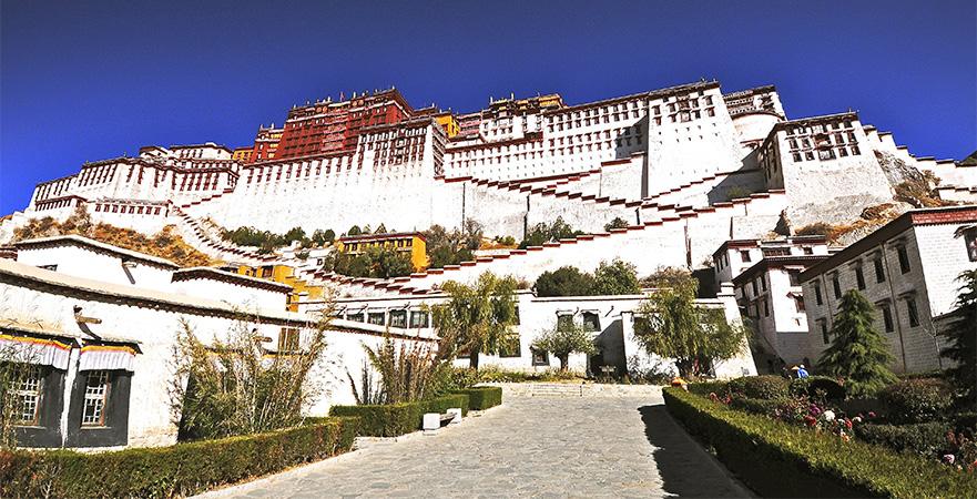 Potala Palace, Lhasha Tibet