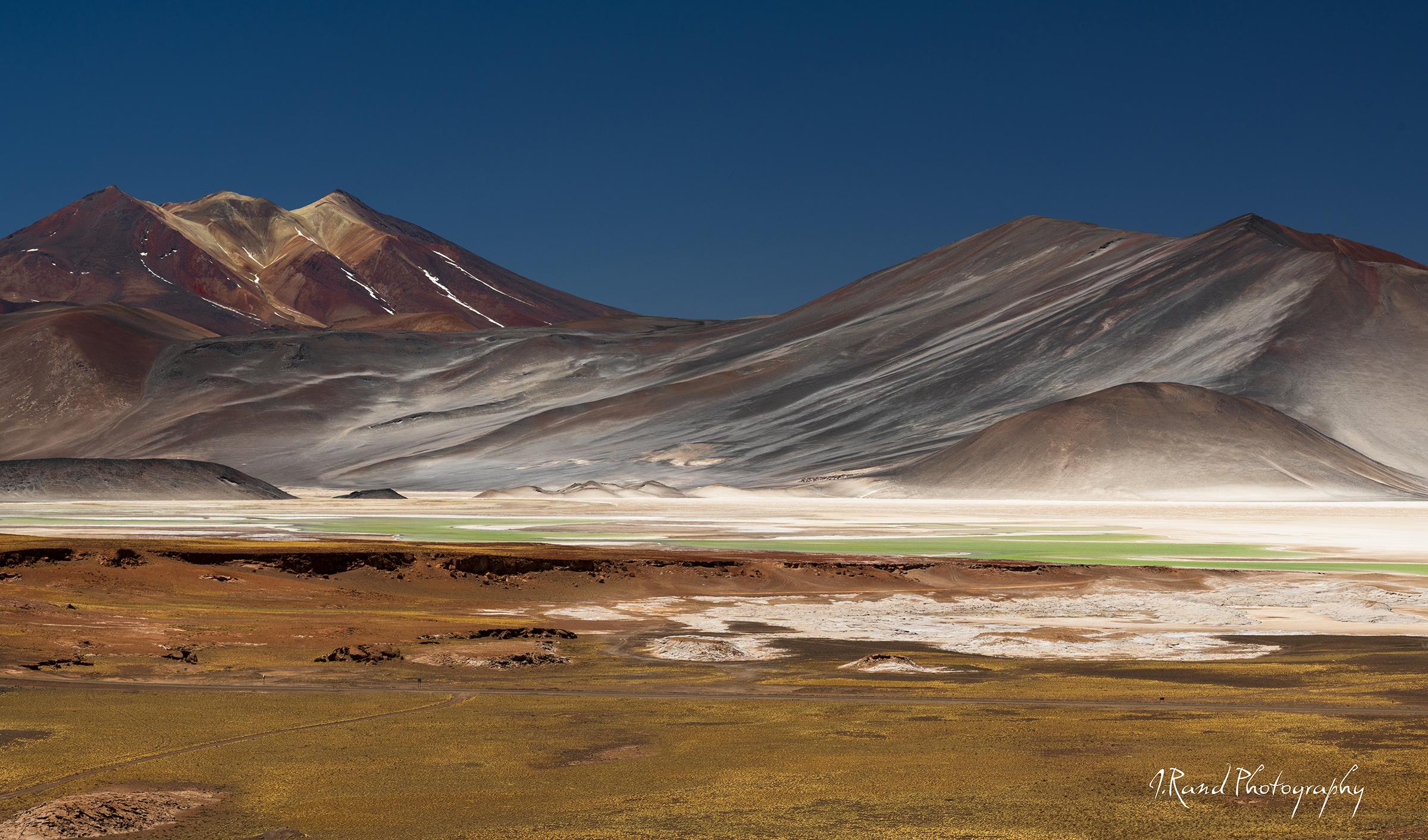 Moon Valley, Atacama Desert Chile