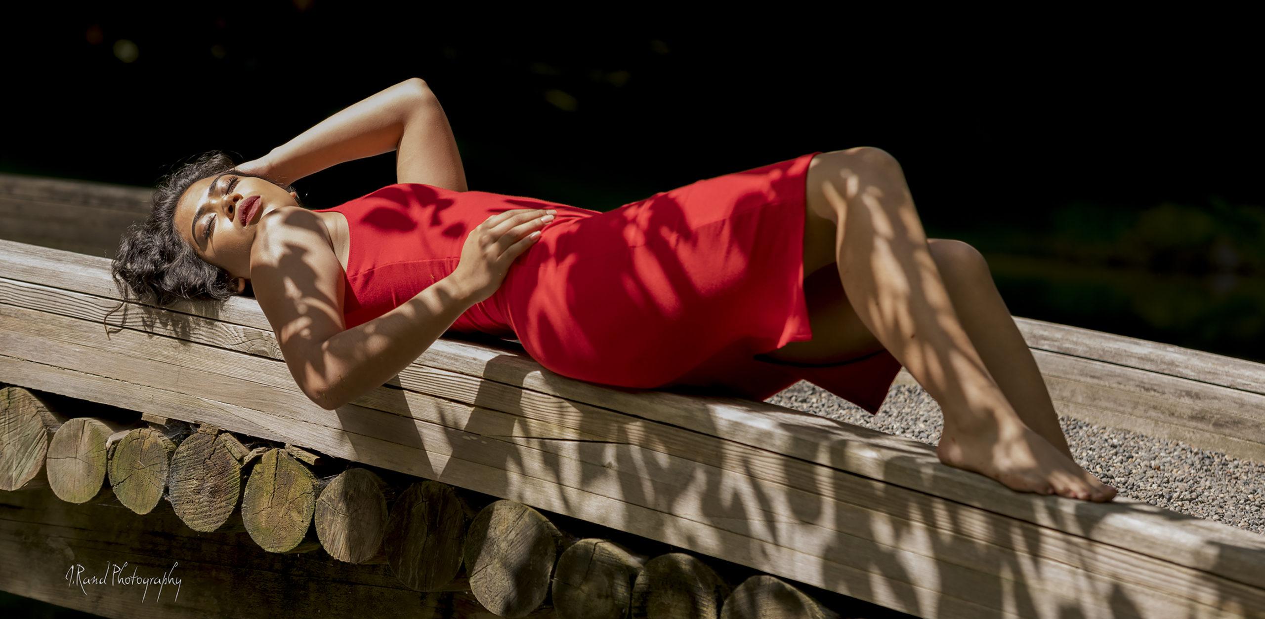 Shyinne Vancouver Model