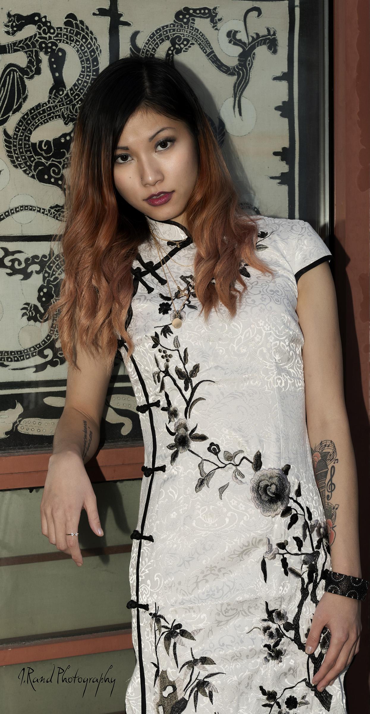 IG KelseyLuo Vancouver Model/ Musician
